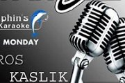 Karaoke at Pro's cafe KASLIK