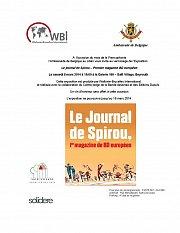 "Opening: ""Le journal de Spirou"" Exhibition"