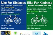 Night Bike Ride for Kindness