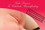 Gala Dinner to Celebrate Breastfeeding