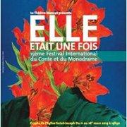 ELLE ETAIT UNE FOIS | 15ème Festival du Conte