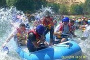 Rafting .... Hermel Assi with Baldati