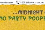 Midnight Metro >> Shaking MARCH