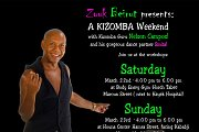 Kizomba Weekend  with Nelson Campos