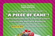 Foodblessed 2nd Sunday Bake Sale