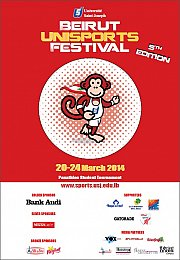 Beirut Unisports Festival 2014