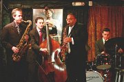 The Ari Roland Jazz Quartet live in Zahle
