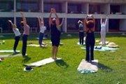 Yoga Get Outdoor