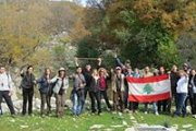 Hiking in Jabal Moussa till Mar Elias Church with Dale Corazon