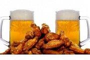 Open Wings & Beer at SPOON