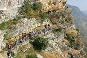 Hiking from Niha to Jezzine with the Footprints Nature Club - مشي في الطبيعة من بلدة نيحا في الشوف إلى جزين