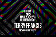 Closing Nacht with Terry Francis