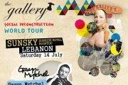 "The Gallery "" Social Deconstruction "" World Tour"