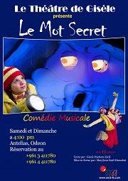 Le Mot Secret - Le Théâtre de Gisèle