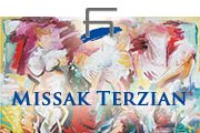 """Timeless Dream"" by Missak Terzian Exhibition 2014"