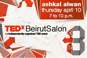 TEDxBeirutSalon 8 at Ashkal Alwan