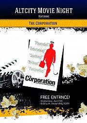 AltCity Movie Nights: The Corporation