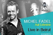 "Michel Fadel ""Aal Lebnene""- Beirut Holidays 2012"