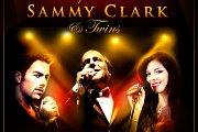 SAMMY CLARK & his Twins SAMI JR & SANDRA - LABORA 6th Annual Dinner 2014