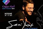 Sami Yusuf Concert - Beirut Holidays 2012