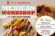 Tex Mex Cooking Workshop