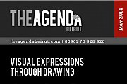 Visual Expressions through drawing workshop with Nada Sakr