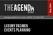Luxury Fashion Events Planning workshop with Bouchra Boustany