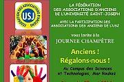 Journée Champetre pour les Anciens de l'USJ
