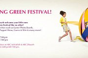 Spring Green Festival at ABC this Easter!