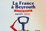 La France a Beyrouth 2014