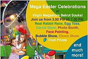 Mega Easter Celebrations at Virgin Megastore
