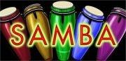 Brazilian Samba Choreography Dance Class