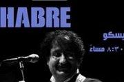 """ KHALED EL HABER "" Live In Concert ... May the 1st"