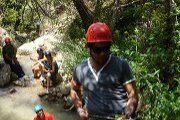 Canyoning at Jezzine with Lebanese Adventure