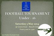 Football Tournament U16