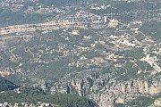 New trail jabal moussa reserve with Hinkingo