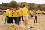 """Effective Team Building skills"" outdoor training"