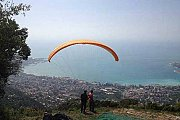 Paragliding with VIA AMICI