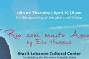 Photo exhibition - Rio com Muito Amor by Elio Haddad