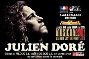 JULIEN DORE at Music Hall