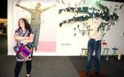 Anita Toutikian at Beirut Art Fair