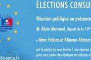 Réunion publique en présence du député Alain Marsaud