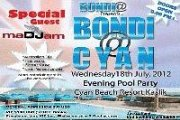 BONDI at Cyan