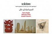 'Ceramic exhibition' by Hana Kaaki, Ibtissam Rifai & Joseph Honein