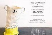 Stacked by Mary-Lynn Massoud and Rasha Nawam