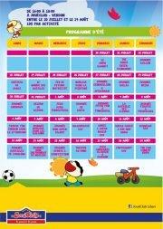 Activités d'été tous les jours à JouéClub - Kids activities