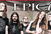 Epica concert in Lebanon - Part of Byblos International Festival 2014