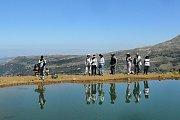 Randonnée de Sannine à Qaa el Rim avec Club des vieux sentiers