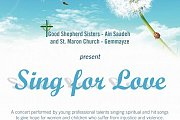 SING FOR LOVE Concert