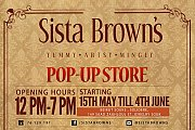 Sista Brown's Pop-Up Store Beirut Souks Jewelry Souk